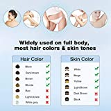 Permanent Laser Hair Removal for Women & Men, IMENE 500,000 Flashes IPL Laser Hair Removal & Ice Compress - More Safe and Comfortable - Laser Hair Remover for Full Body Bikini line, Leg, Arm, Armpit