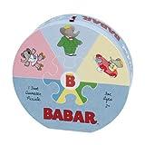 Mudpuppy Babar Deluxe Puzzle Wheel