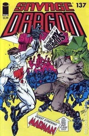 (Savage Dragon #137