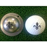 Tin Cup Fleur De Lis Golf Ball Marking