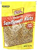 sweet spicy sunflower seeds - Good Sense Chipotle Sunflower Nuts, 7-Ounce Bags (Pack of 12)