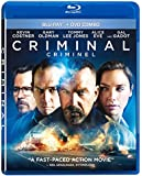 Criminal [Bluray + DVD] [Blu-ray] (Bilingual)