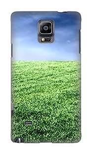 New Soccer Field Tpu Case Cover, Anti-scratch Wahciz-2123-qxzqxua Phone Case For Galaxy S5 With Design