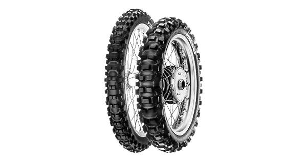 Amazon.com: Tire 80/100 – 21 F xcmh Scorpion XC midhard ...