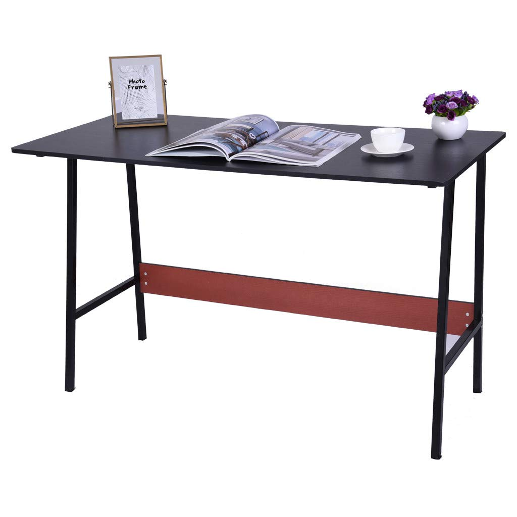 Kimanli Computer Table, Desktop Home Simple Table Simple Desk Home Office Desk
