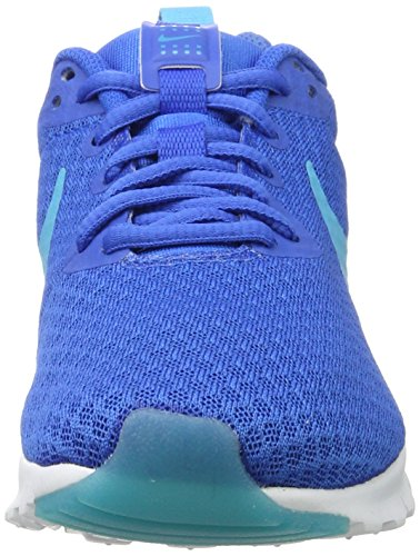 Nike Air Max Motion Lw, Chaussures de Running Femme Bleu (Soar/chlorine Blue-white)