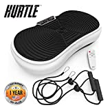 Hurtle Fitness Vibration Platform Workout Machine | Exercise Equipment For Home | Vibration Plate | Balance Your Weight...