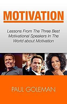 Motivational Books Speakers Schwarzenegger Productivity ebook product image