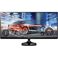 LG  34UM58-P 34 Class 21:9 UltraWide Full HD IPS LED Monitor