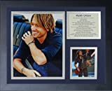 Legends Never Die Keith Urban Framed Photo Collage, 11x14-Inch