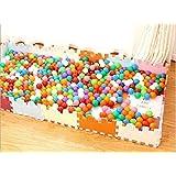 Xiao Ying Color ocean ball 100pcs marine ball children's toys tent marine ball ball pool