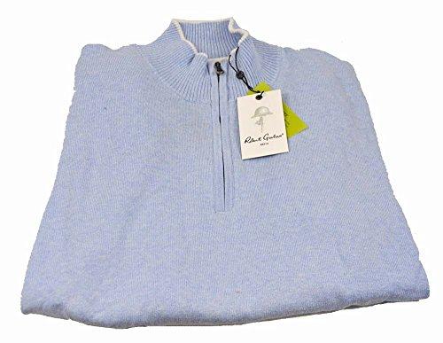 robert-graham-mens-classic-fit-bouganville-medium-heather-sky-1-4-zip-pullover