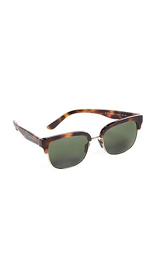 073e50594485 Burberry BE4272 331671 Havana Light Gold BE4272 Square Sunglasses Lens  Catego  Amazon.co.uk  Clothing