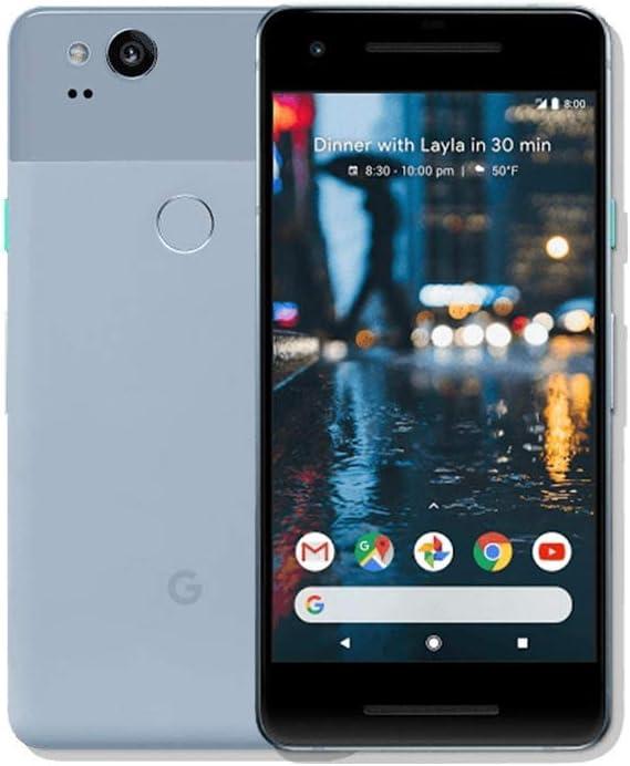Google Pixel 2 4G 64GB kinda blue UK: Amazon.es: Electrónica