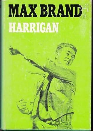 book cover of Harrigan