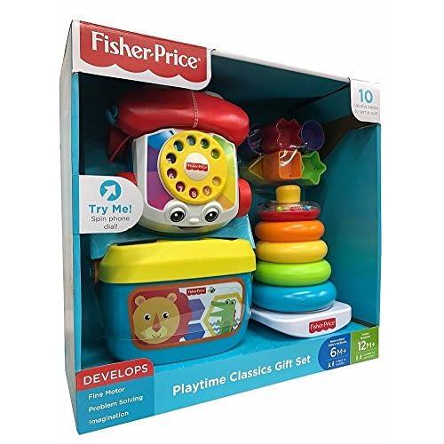 Fisher Price Playtime Classics Gift Set