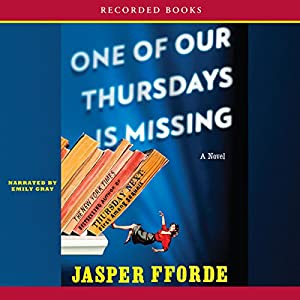 One of Our Thursdays is Missing Audiobook