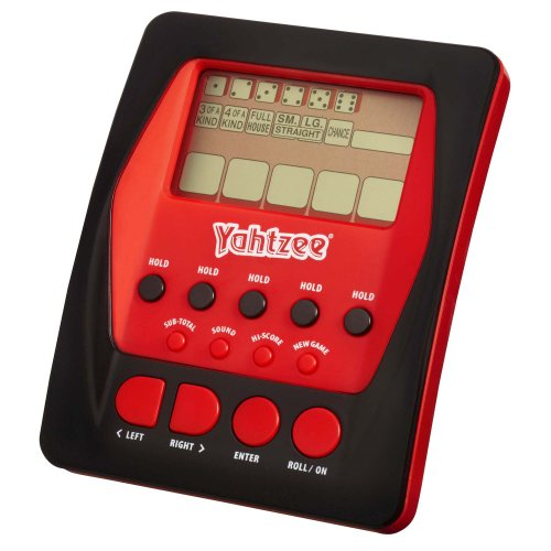 Hasbro Gaming Yahtzee Handheld Digital Game