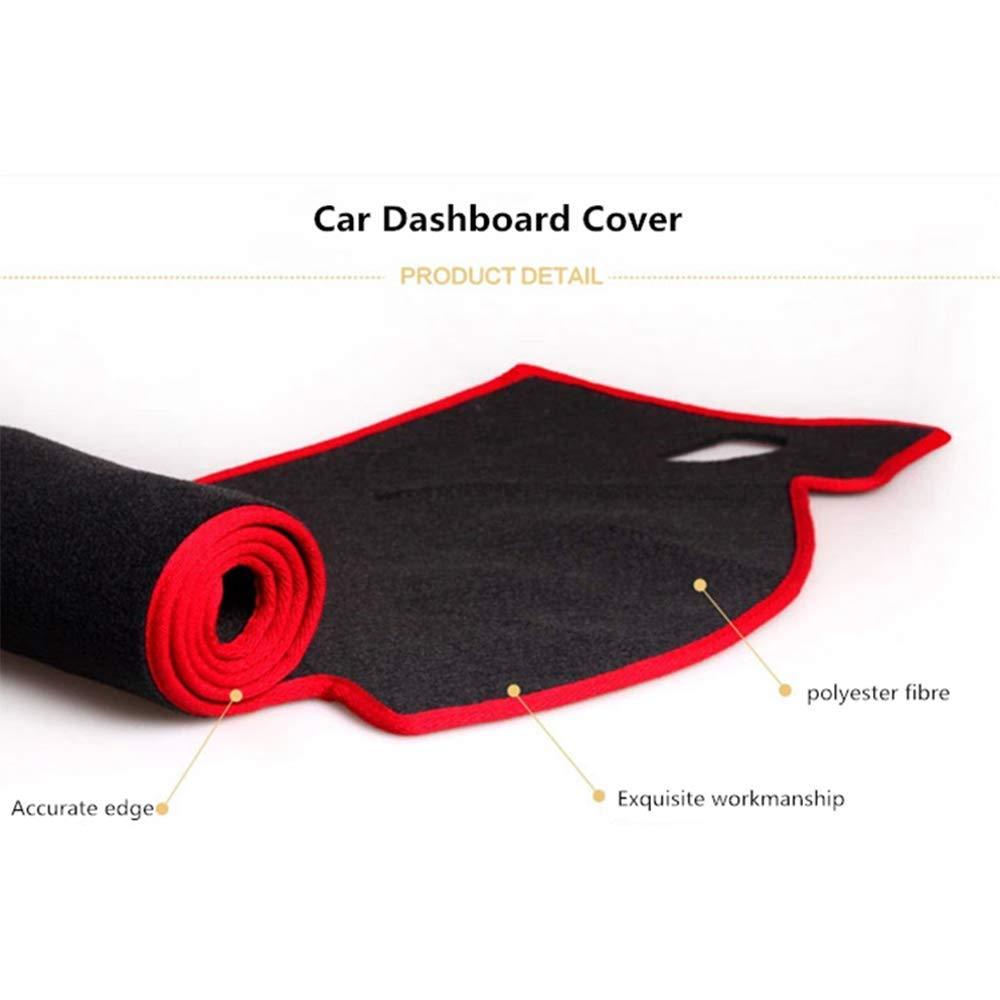 HCDSYSN Auto Armaturenbrett Abdeckungen Matte f/ür Mercedes Benz ML 2005 2010 Jahre Linkslenker Dashmat Pad Dash Cover Auto Zubeh/ör