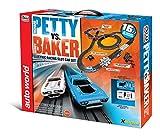 Auto World 16' Richard Petty vs. Buddy Baker Slot Car Race Set