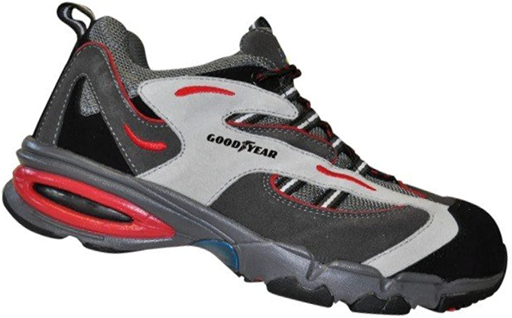 sin Metal Zapatillas de Seguridad Goodyear G 2500 S1 P