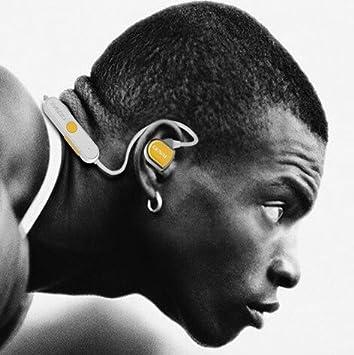 GENAI® Auriculares deporte alta calidad Sport-3 Bluetooth 4.1 Color Blanco, auricular bluetooth