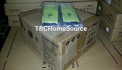 Arris ARCT00830 10/12 Hour Battery For ARRIS Touchstone TG8/TM5/TM6/TM7/TM8 Modems by arris