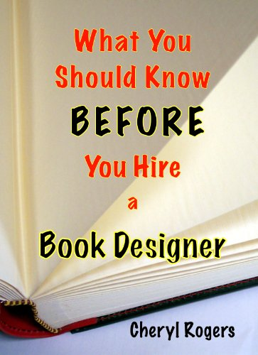 Getting a professional cover design