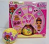 L.O.L. Series 3 Confetti Pop - Full Case of 18 - LOL Little Outrageous Little Doll AUTHENTIC