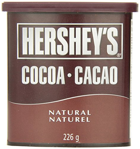 HERSHEY'S Baking Chocolate, Unsweetened Cocoa, 226 for sale  Delivered anywhere in Canada