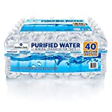 Member's Mark Purified Bottled Water (16.9 oz. bottles, 40 pk.) (pack of 6)