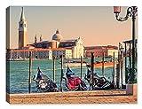 Venice Rush Hour - Indoor/Outdoor Art - Weatherprint Patio Art