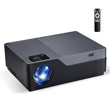 Xlygood Pantalla LCD de 5.8 Pulgadas 5500 lúmenes 1920x1080P ...
