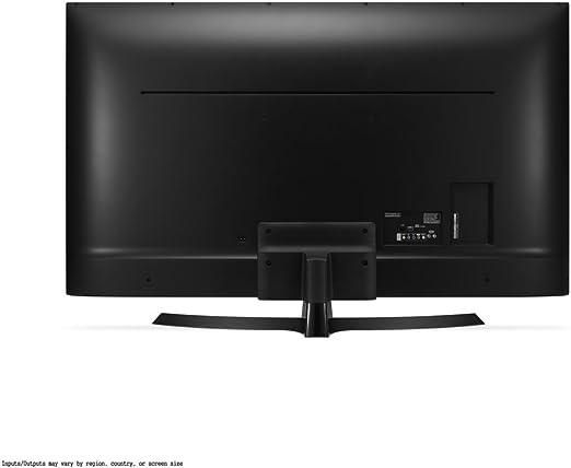LG 43 UJ635V - 108 cm (43 Zoll) TV (4K Ultra HD, HDR 10, Smart TV ...