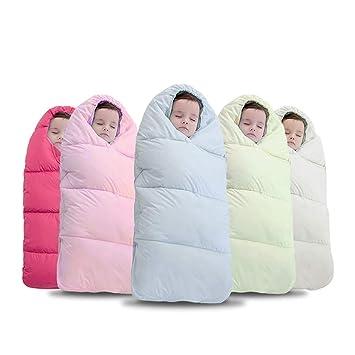 Saco de Dormir para bebés, otoño e Invierno, Engrosamiento del recién Nacido edredón del