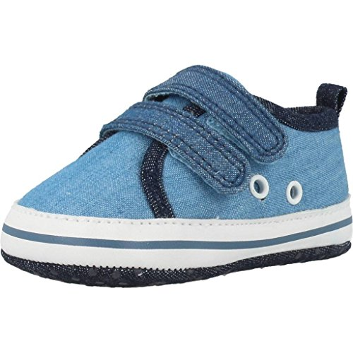 Chicco Zapatillas Para Niño, Color Azul, Marca, Modelo Zapatillas Para Niño NERIK Azul Azul