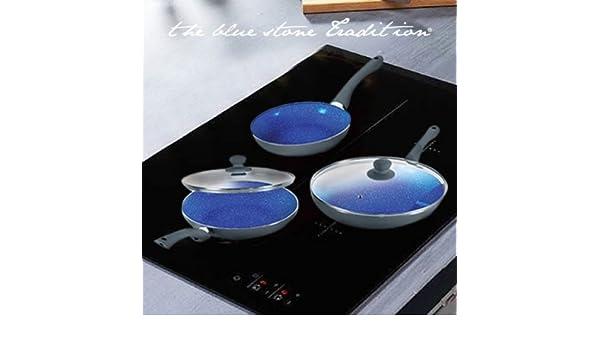 Compra CEXPRESS - Sartenes Revestimiento Piedra Blue Stone Pan (5 ...