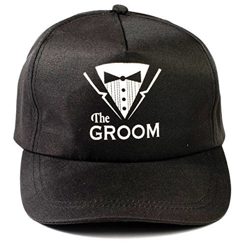 Forum Novelties Party Hat Bachelor, Groom