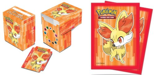 pokemon trading card game - xy kalos starter set - fennekin deck - 4