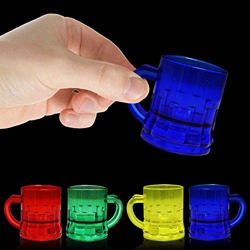 Mini Mugs-12 Pack (Mini Beer Mug Glasses compare prices)