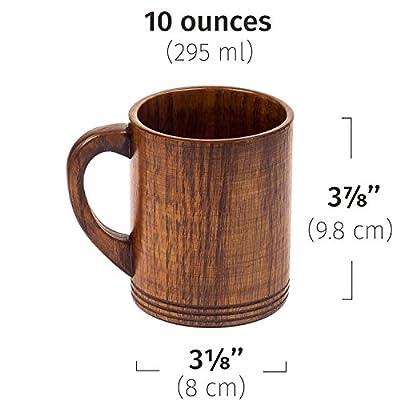 PARENT - Wooden Cups