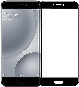 XiaoMi Mi5C Protector de Pantalla Cristal, SMTR® Edge-Cobertura ...