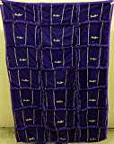 Crown Royal Throw size Handmade