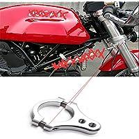 31mm Universal Fork Brackets Steering Damper Fork Mounting Clamp Bracket diameter 31mm,damper brackets damper hardware…