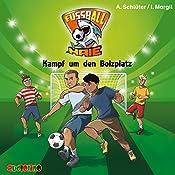 Kampf um den Bolzplatz (Fußball-Haie 4) | Andreas Schlüter, Irene Margil