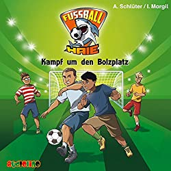 Kampf um den Bolzplatz (Fußball-Haie 4)
