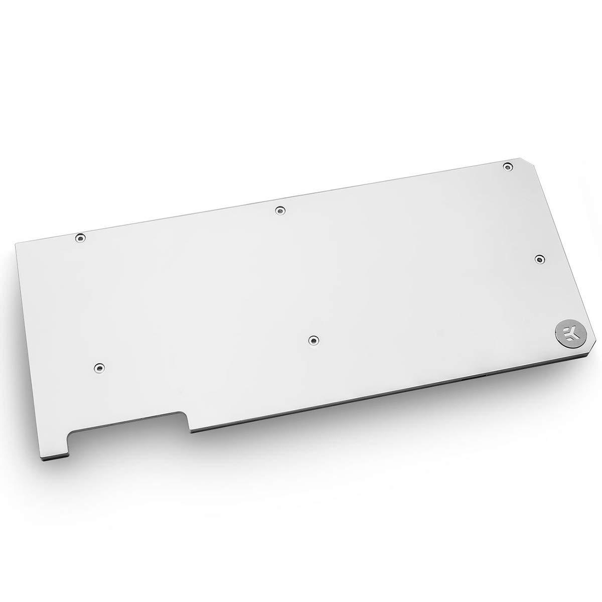 EKWB EK-Vector FTW3 RTX 2080 Ti Backplate, Nickel