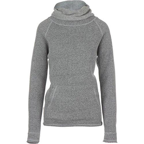 Duckworth Powder High Neck Top - Women's Standard Grey, M by Duckworth