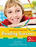 img - for [(Interventions for Reading Success)] [Author: Diane S. Haager] published on (April, 2014) book / textbook / text book