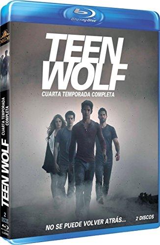 Teen Wolf - Season 4 [Blu-ray] (Teen Wolf Blu Ray)